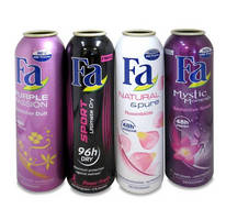 Henkel Beauty Care Launches in Lighter, More Sustainable Aerosol Packaging from Ball