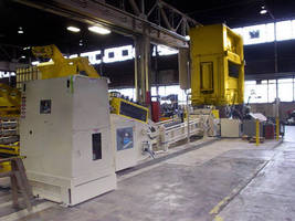 COE Press Equipment Provides Coil Feeding Lines for Liberty Steel Blanking Operations