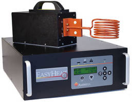 Ambrell Sells EASYHEAT Induction Systems for Shell Annealing