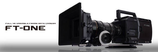 FOR-A to Highlight New Version of FT-One 4k Super Slow MO Camera and File Converter at Cine Gear Expo 2014
