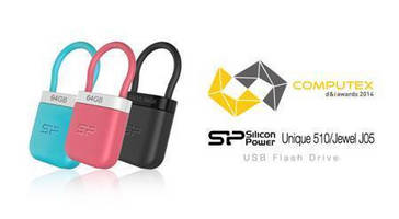 SP/ Silicon Power Received Three Recognitions from COMPUTEX d&i Awards 2014