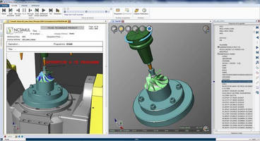 IMTS 2014: SPRING Technologies Showcases WYSIWYC® − the Mobile and Synchronized NC Simulation Solution - First Time in U.S.