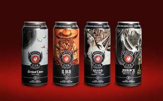 Griffin Claw Brewing Co. Launches Four Core Brands in Rexam 16 oz. Cans