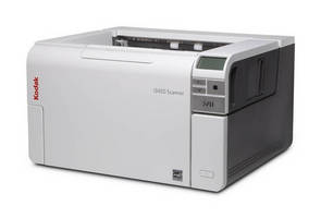 Kodak Alaris' i3000 and i4000 Series Scanners Win Better Buys for Business Editor's Choice Award