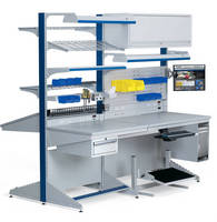 LISTA Showcases Workspace and Storage Solutions at IMTS 2014