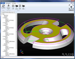 OMAX® and Spatial Co-Develop 3D Tool Pathing Solution for Waterjet Machining