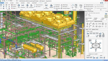 KBR Selects AVEVA Everything3D for Global Projects