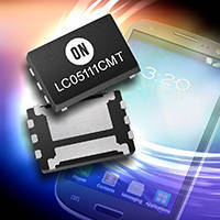 ON Semiconductor Introduces Integrated Lithium-ion Battery Protection Controller for Smartphones and Tablets