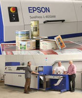 The Labeltape Group Installs Epson SurePress to Deliver Short-Run Solution with High Color Quality to Broad Range of Customers