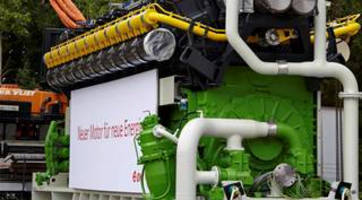 GE's Latest Gas Engine Technology Delivered to E.ON Hanse Wärme's Largest CHP Plant