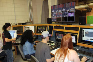 Worcester State University Upgrades to HD with FOR-A Video Switcher