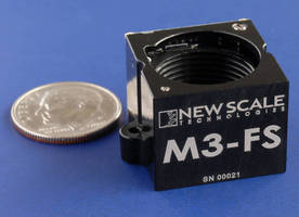 "M3-FS ""all-in-one"" Focus Module Has 3x Better Tilt and Accuracy, Superior Dynamic Stability for Handheld, Portable and Mobile Systems"