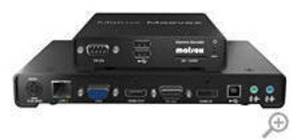 Matrox at InfoComm Middle East and Africa 2014 - Product Preview