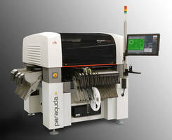World's First SMT Assembler with Integrated Solder Paste Jet Printer at SMTAI