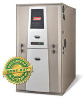 Consumers Digest Recognizes Coleman® Gas Furnaces for Energy Efficiency and Cost Savings