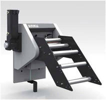 ARKU Exhibits New High-speed Servo Press Feed and Demonstrates Parts Leveling with New User-friendly Control