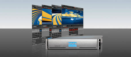 TV2 in Denmark Goes for R&S DVS Systems