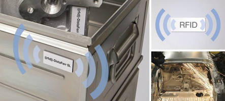 Smart Labeling - Efficient Processes: Schreiner ProTech to Showcase RFID Labels for Metal and Functional Labels with Added Value