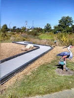 AXION Builds STRUXURE® Wetlands Walkway with Centerville-Washington, Ohio Park District
