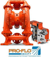 Wilden® Pro-Flo® SHIFT Continues Dominance of the AODD Pump World