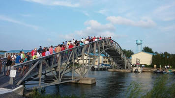 Historic Ohio Bridge Gets Robust, Low Maintenance Replacement with Fiberspan Decking