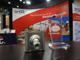 Orbit Takes Top Honors at NECA with 2014 Showstopper Award for Easy Access Lighting Box