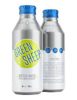 Green Sheep Water Separates from Flock with Ball Corporation's Alumi-Tek® Bottle