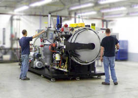 Ipsen's TITAN® Vacuum Furnace Earns Its Wings as Part of a Collaborative 3-D Printer-Furnace Package