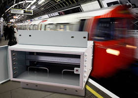Verotec Custom Enclosures Help Keep the London Underground Running