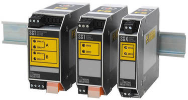 Moore Industries SSX and SST Safety Isolators and Splitters Receive 2014 Safety Award from exida