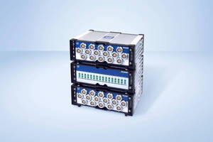 New HBM Data Acquisition Amplifier Modules Operate Under Harsh Conditions