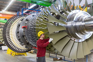 Siemens Receives First Order from Japan for Two H-Class Gas Turbines