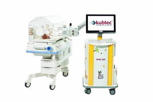 Kubtec® Announces FDA Approval of the Highest Resolution Low Dose Portable Digital Radiography System for NICU
