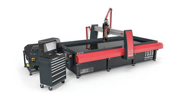 OMAX® Corporation Spotlights Waterjet Speed, Accuracy and Versatility at HOUSTEX