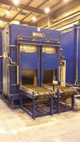 Wisconsin Oven Ships Indexing Conveyor Oven to Preheat Parts for the Aerospace Industry