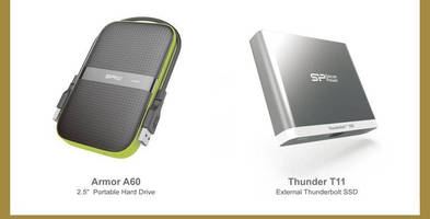SP/ Silicon Power Wins Great Recognition from Golden Pin Design Award 2014