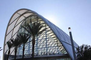 Come See Vector Foiltec's Texlon® ETFE Enclosure at the Anaheim Regional Transportation Intermodal Center (ARTIC)