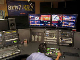 KAZT-TV Upgrades to HD Production in Two Cities with Broadcast Pix