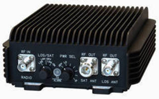 AR Modular RF's AR-50 Tactical Booster Amplifier Selected by US Special Forces