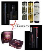 Crown Toasts Gold at Starpack Awards 2014