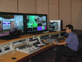 Bangkok University Relies on FOR-A's VRCAM2 Virtual Studio System for Student Training