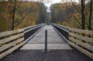 FiberSPAN Decking Used in Rails-To-Trails Project to Renovate Abandoned Pennyslvania Trestle Bridge