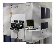 Rudolph Ships JetStep Lithography System for High-Volume Fan-Out Packaging Applications