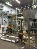 Schenck Process and Flash Rockwell Technologies Work Together to Provide a Material Handling and Moisture Reduction Solution for a Major Chemical Manufacturer