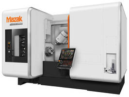 Mazak to Spotlight Advanced Multi-Tasking, Discuss MTConnect at AeroDef 2015