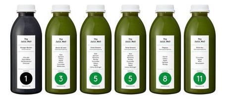 Healthy Juices Look Good in PET