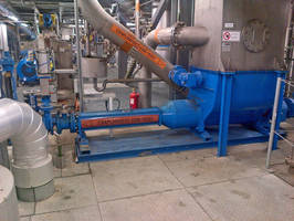 Progressing Cavity Pumps from Moyno Chosen for Major New £300 Million Wastewater Facility