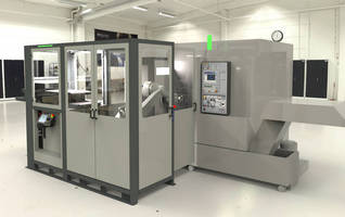 ABB and SVIA to Display a Compact Vision Guided Robotic Machine Tending Cell at Houstex 2015, Feb 24-26 in Houston