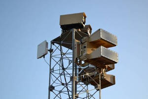 Blighter E-scan Radars Selected by Unlimited Technology to Secure Perimeter of Middle Eastern Air Base