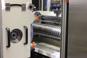 Drake Delivers another Drum Grinder for the Tapered Roller Bearing Industry
